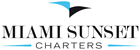 Miami Sunset Charter